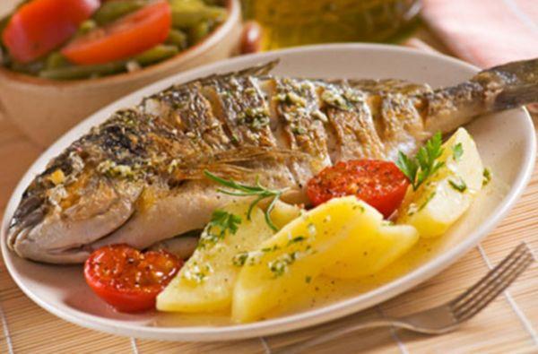 Fisk-restaurant