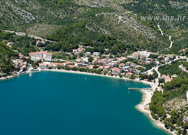 Drvenik Kroatien