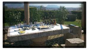 Oliven produkter